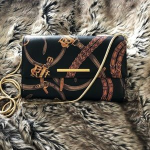 Equestrian Wallet on a Chain🐎LIKE NEW